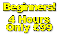 New Pupil Offer - 1 hour for £10 then 4 hours for £60