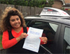 New Turn Driving School - Pupil Driving Test Pass Pinner