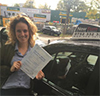 New Turn Driving School - Pupil Driving Test Pass Bushey