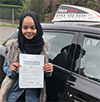 New Turn Driving School - Pupil Driving Test Pass Eastcote