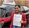 New Turn Driving School - Pupil Driving Test Pass South Harrow